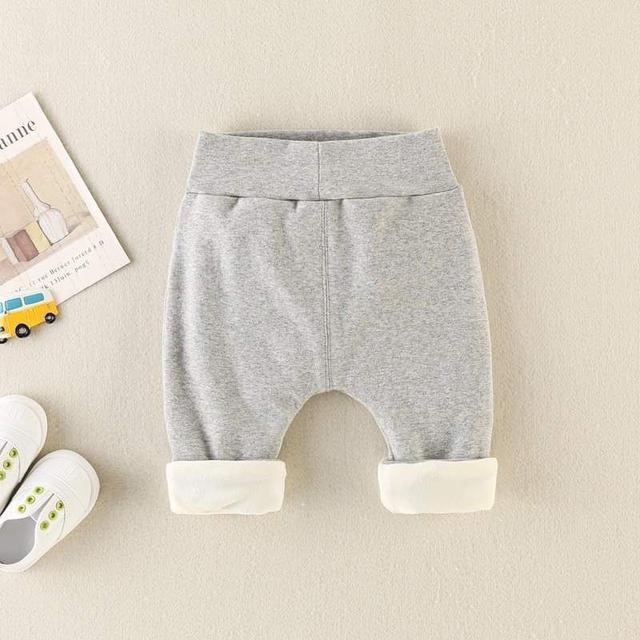 【預購】寶寶加絨PP褲