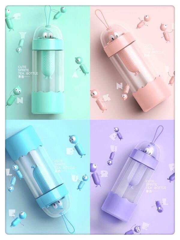 🌟韓國最夯娃娃膠囊水壺杯🌟