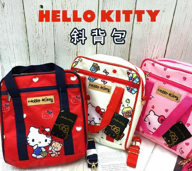 HELLO KITTY 斜背包