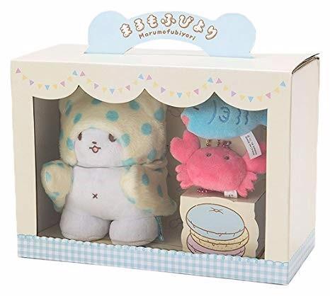 現貨 日本正品 莫普熊 毛毯熊 抹布熊 娃娃 公仔 吊飾 掛飾組