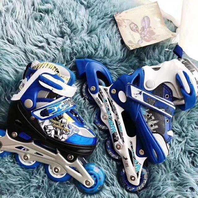 S048-兒童全套裝旱冰滑冰輪滑鞋套裝