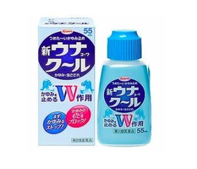 日本興和製藥 止癢液55g