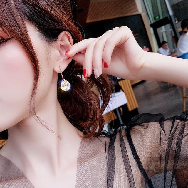 預購  新款網紅耳針耳環