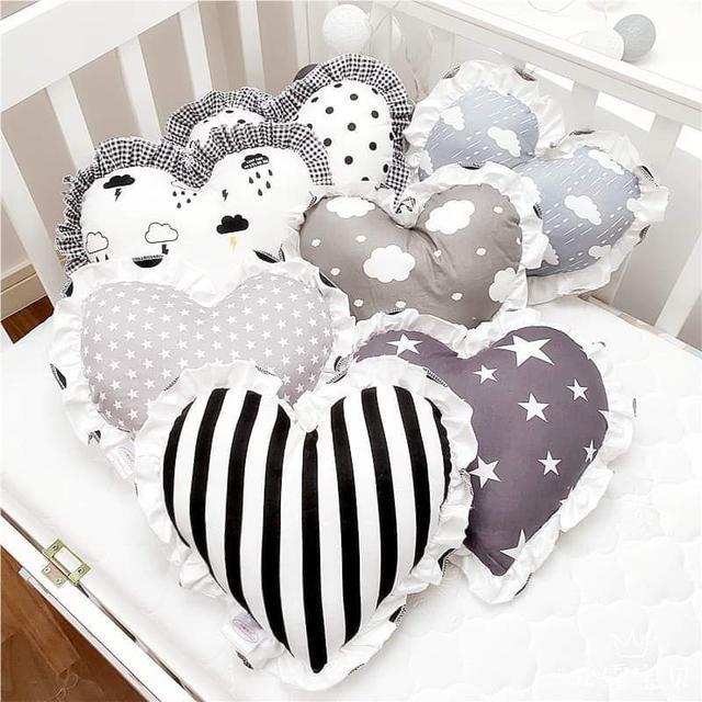 【預購】北歐風寶寶抱枕