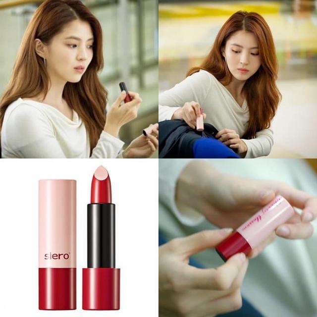 夫婦的世界 韓國 SIERO 潤澤護唇膏 小三唇膏