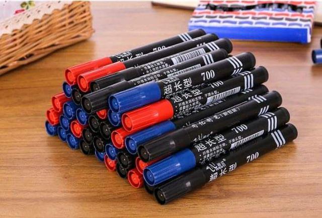 50入簽字筆(粗黑20藍10紅20)