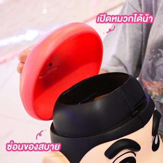 泰國蠟筆小新限量爆米花筒組合