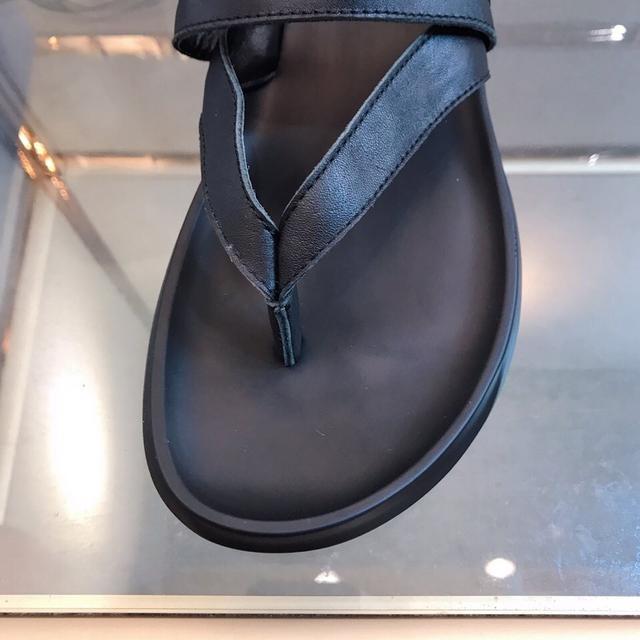 拖鞋  範思哲官網男鞋 專櫃品質,完美做工配時尚超霸氣的搭配 鞋面採用進口意大利專用牛皮