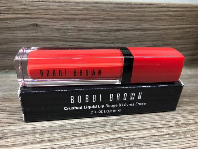 BOBBI BROWN 迷戀輕吻唇露#BIG APPLE