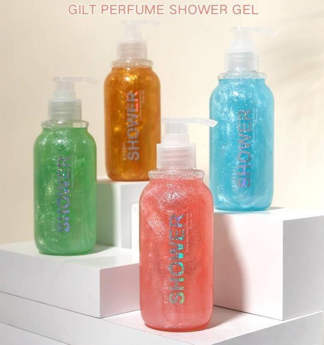 氨基酸去角質香水沐浴露