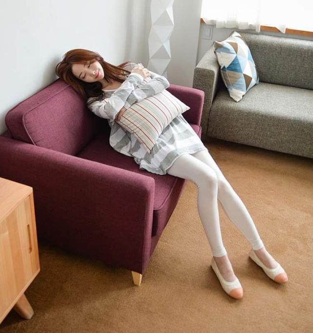 韓版莫代爾薄款彈力打底褲修身顯瘦緊身褲