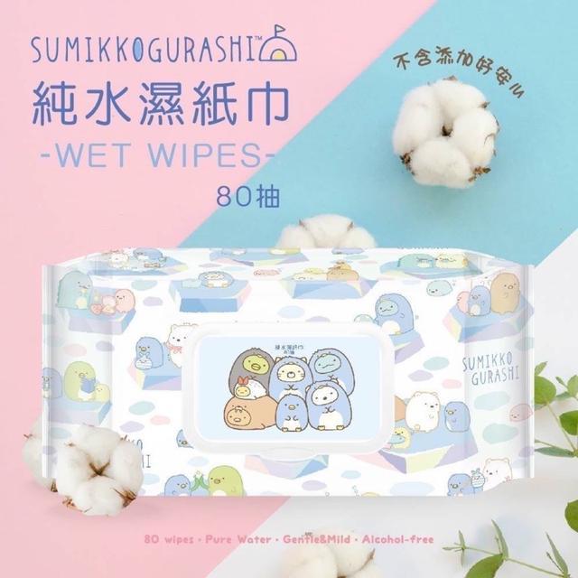 角色生物濕紙巾