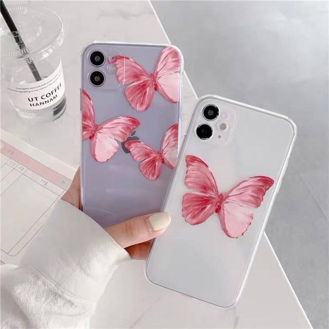 蝴蝶系列手機殼