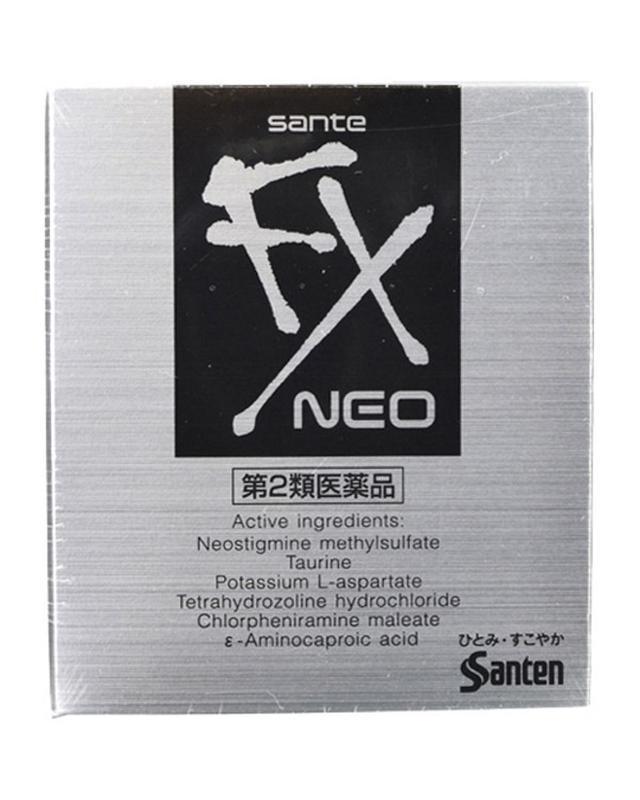 參天製藥 FX NEO 眼藥水 12ml