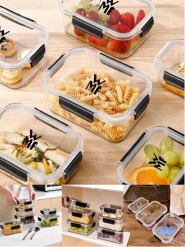 廠現 德式WMF保鮮盒(3件套)