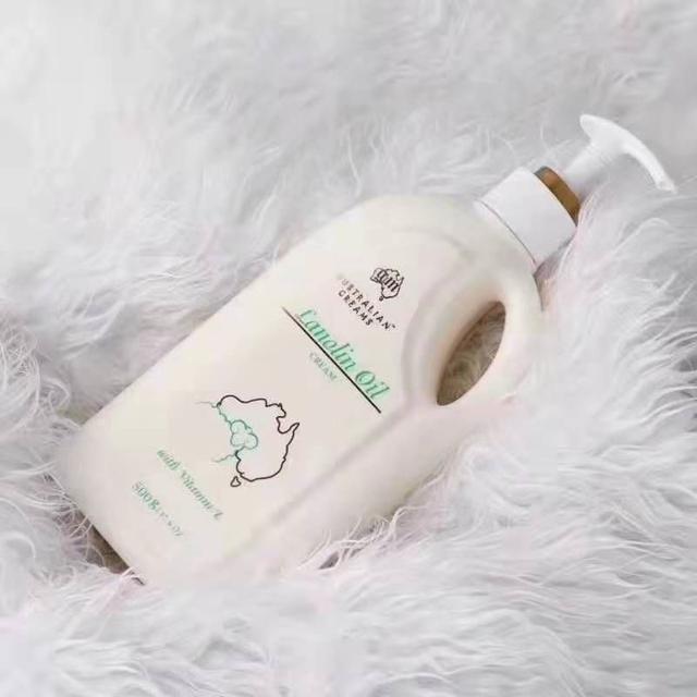 綿羊油VE面霜身體乳保濕