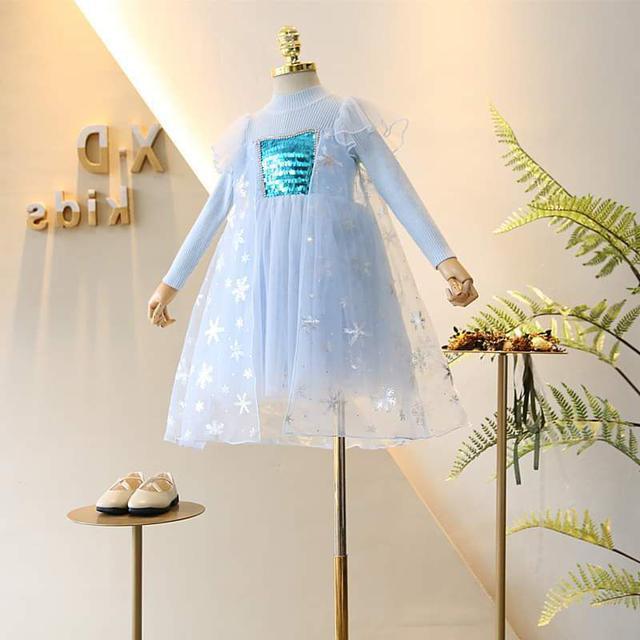 【預購】公主紗裙洋裝