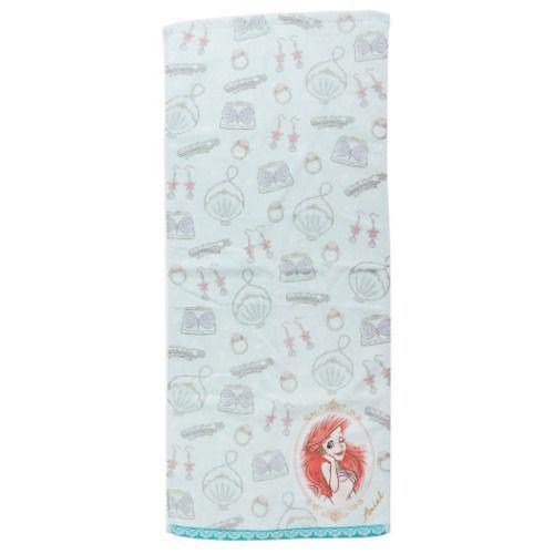 迪士尼公主 小美人魚 毛巾