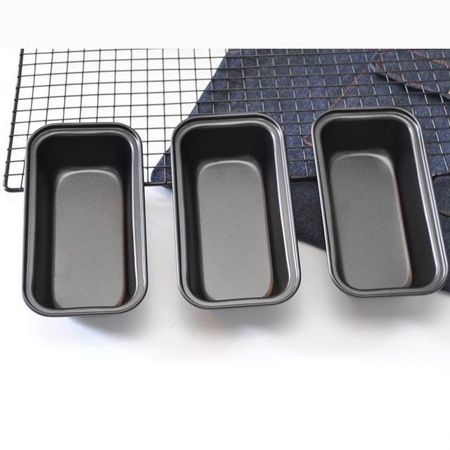 150g長方形小吐司模具 烘焙模具 小號土司模具 蛋糕模具 吐司盒 不沾麵包模具