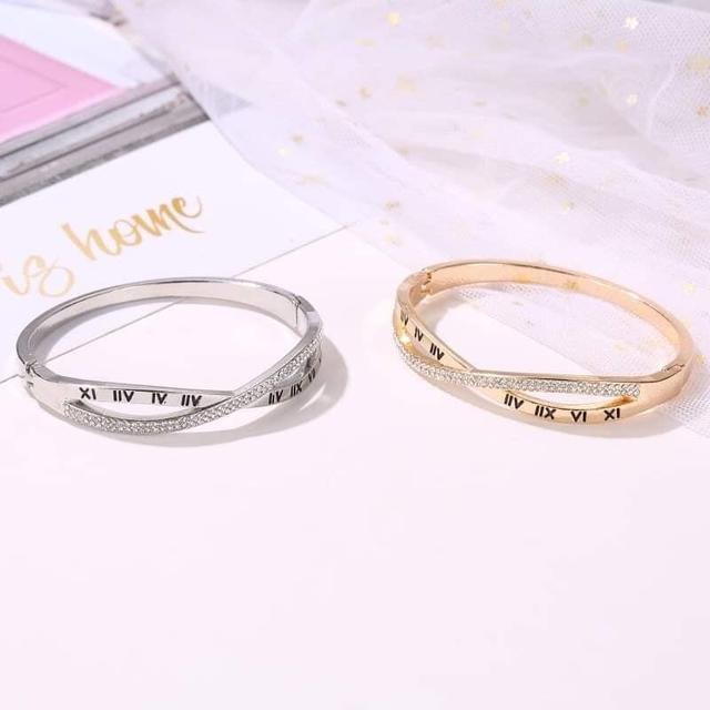 羅馬無限♾水鑽手環💍