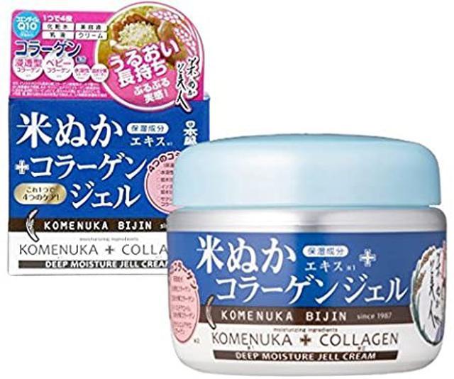 日本🇯🇵 KOMENUKA 米糠美人多效能保濕乳霜