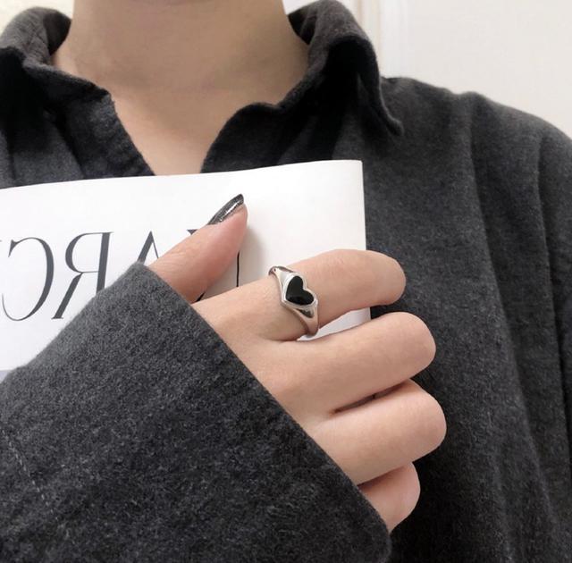 (多款可看)韓國鍍金/鍍銀戒指