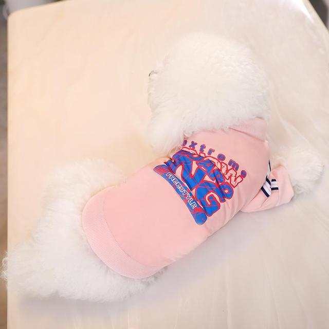 18Y0103GF-小型幼犬可愛秋季寵物秋冬裝