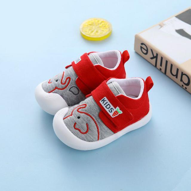 學步鞋寶寶童鞋防滑軟底嬰兒鞋 0-1-2歲秋冬2020新款