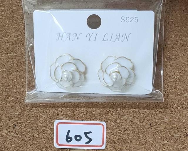 銅板價耳環
