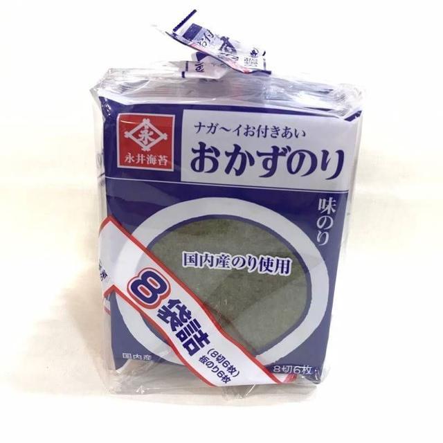 日本 🌈 永井海苔片