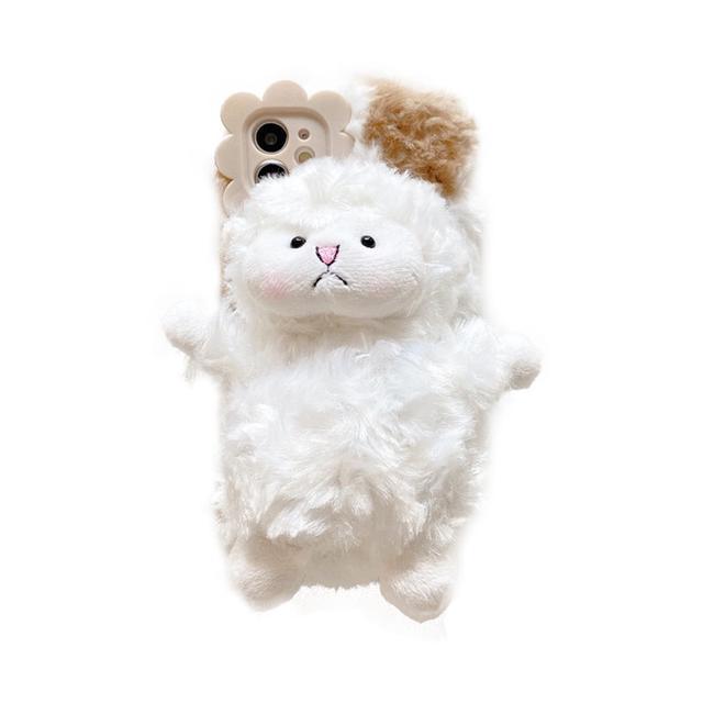 IPhone 12 網紅小羊手機殼