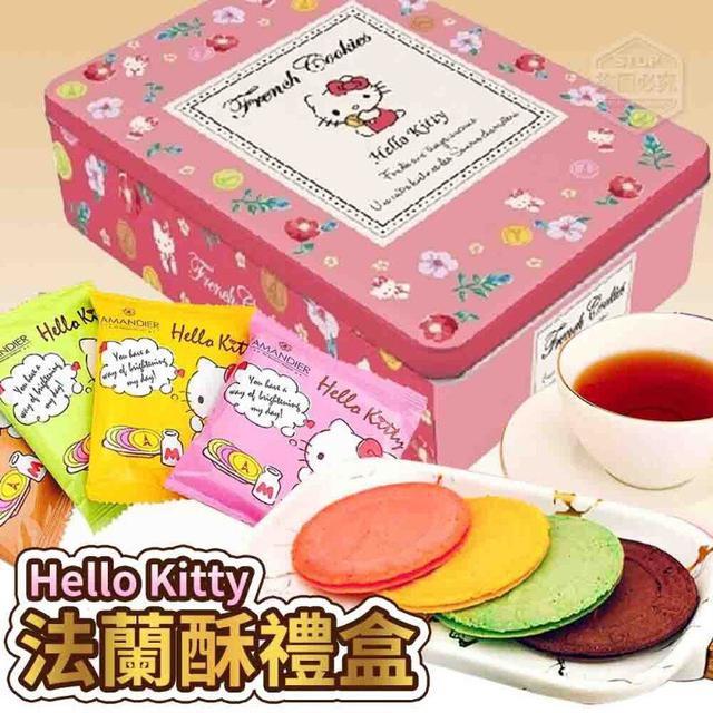 Hello Kitty法蘭酥禮盒 預購商品