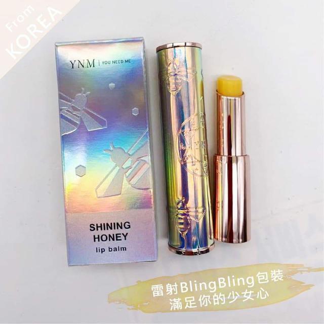 現貨#最新款韓國YNM小蜜蜂變色護唇膏