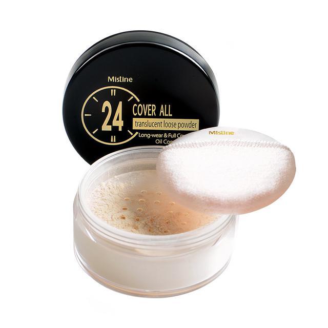 (現貨) Mistine 24小時長效持妝控油蜜粉