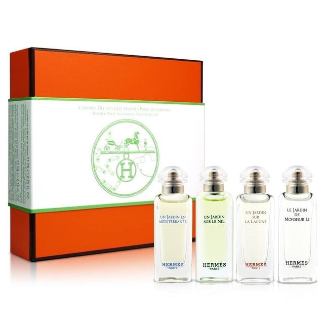 HERMES 愛馬仕  花園系列香水禮盒