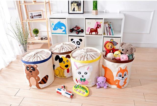 兒童玩具收納箱