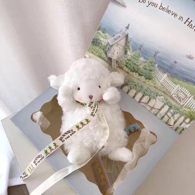 ⭐️FTT31033童話小羊玩偶禮盒0826