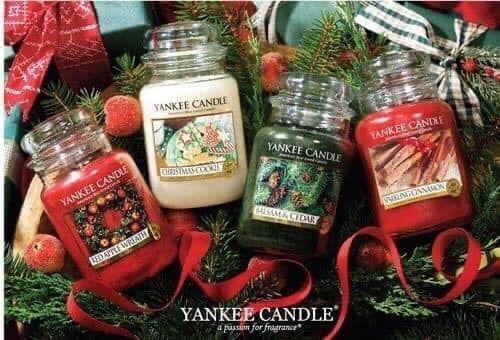 YANKEE CANDLE香氛蠟燭瓶中燭