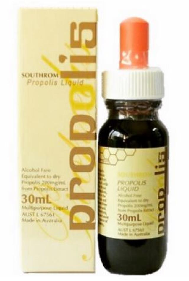 Southrom 蜂膠滴劑20% (無酒精)30ml