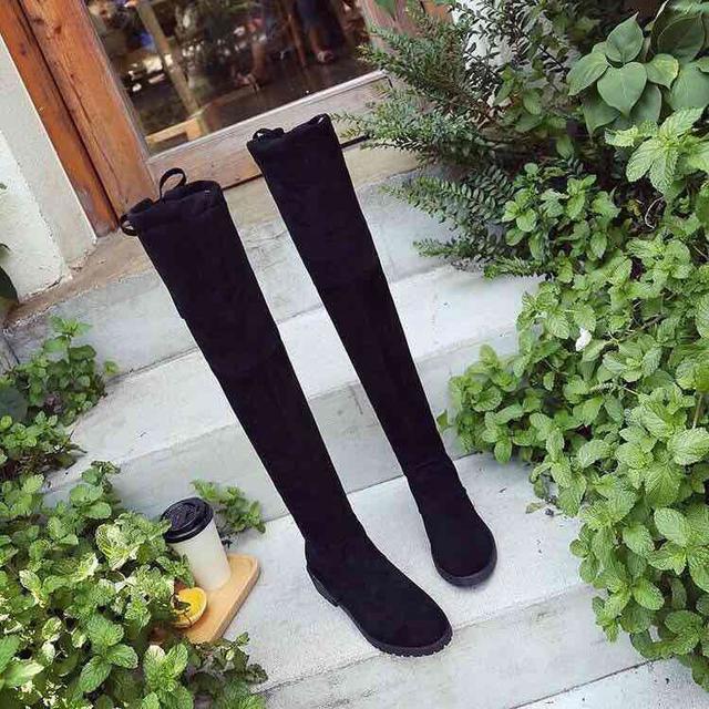 🔥內加絨秋冬新款膝上靴🔥🔥