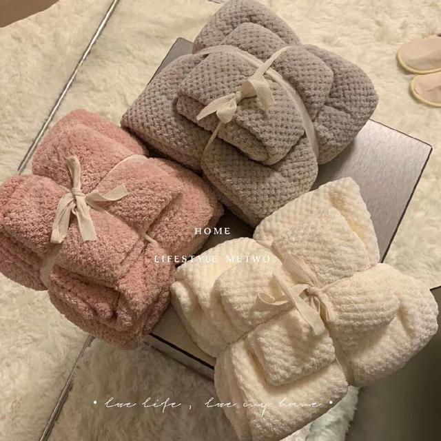 🌟子母浴巾
