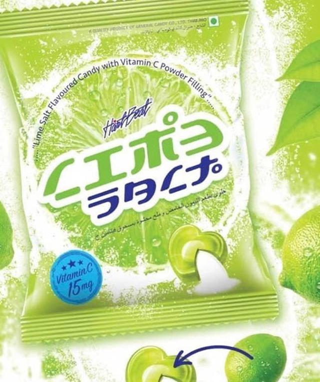 泰國🇹🇭 檸檬風味糖🍬