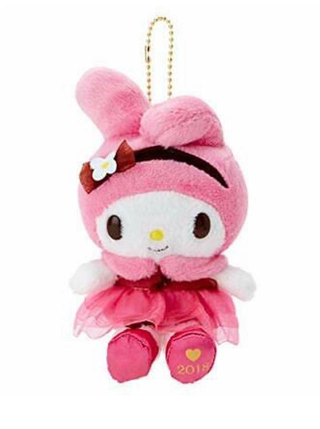 現貨 日本 正品 美樂蒂 角色大賞系列 娃娃 公仔 吊飾