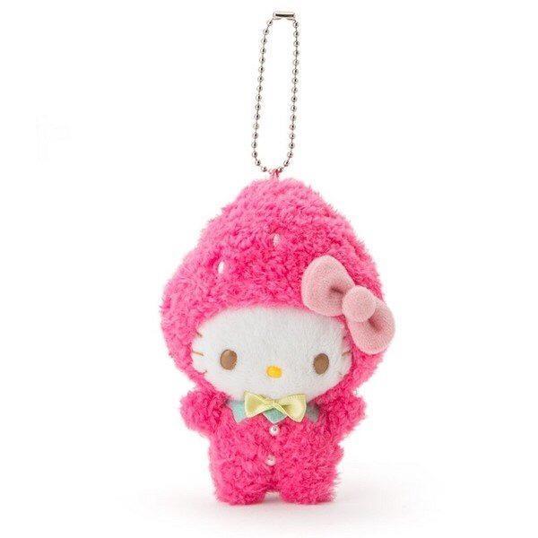 現貨 日本 正品 Hello Kitty 娃娃 吊飾 公仔
