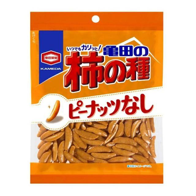 龜田柿種米果