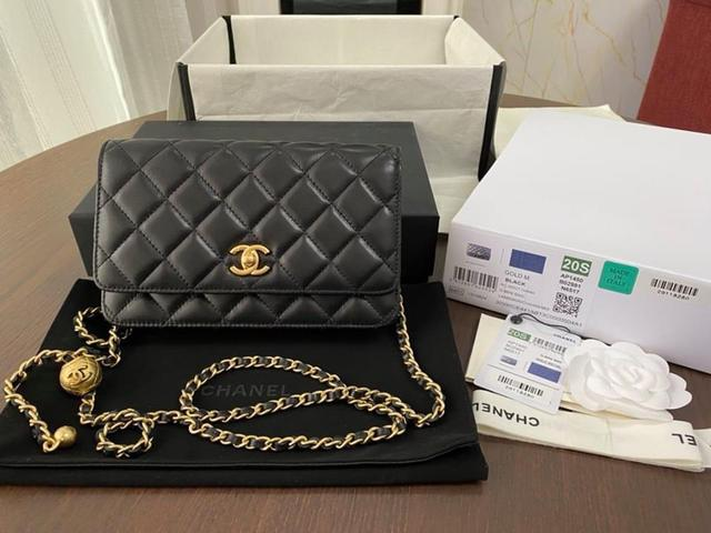 Chanel Woc發財包