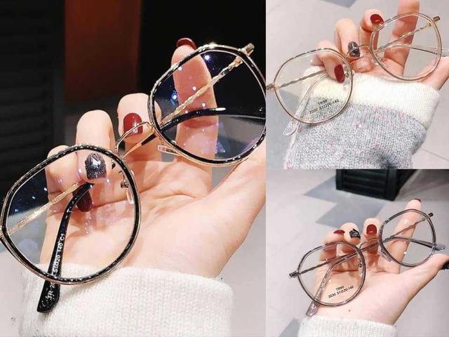 小紅書爆款 英倫氣質近視眼鏡