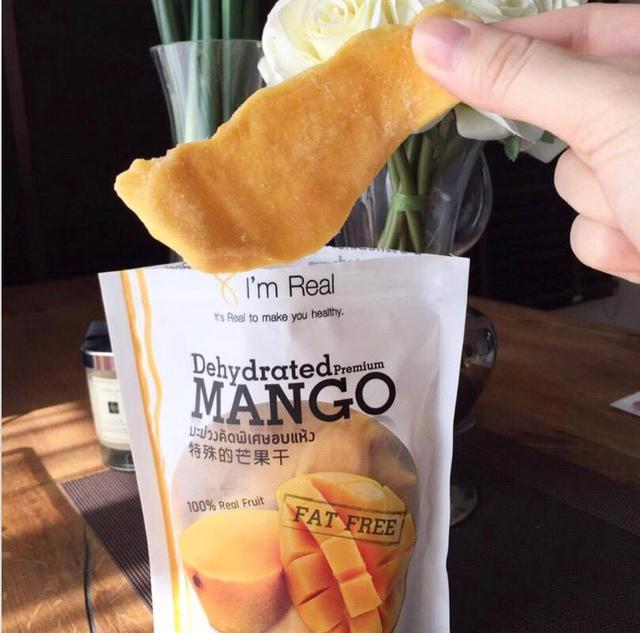 泰國好吃芒果乾 300g