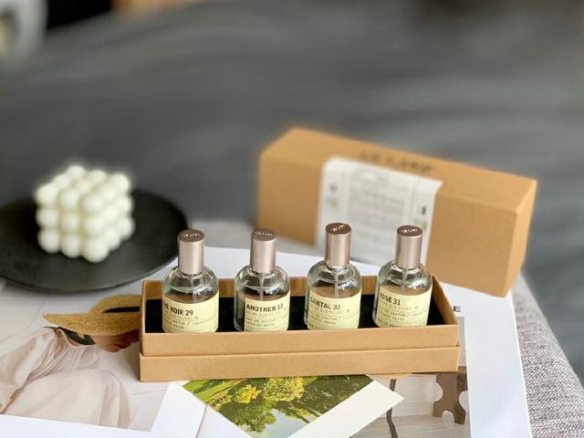 實驗室最熱門香水30mLx4、帶噴頭