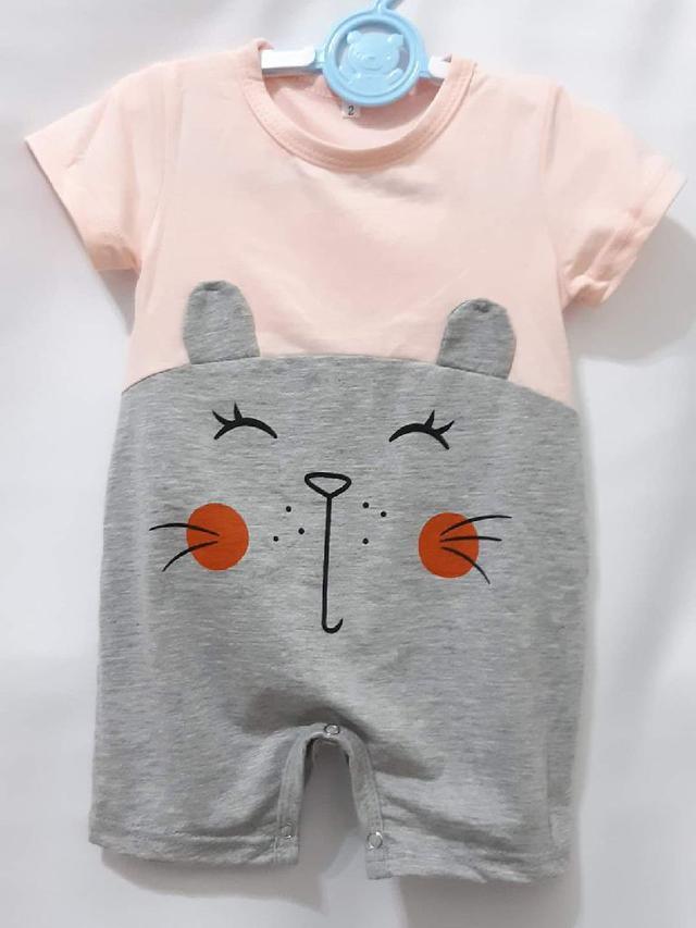【現貨】寶寶小熊連身衣